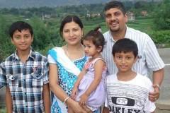 Pr Padam family