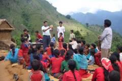Nepal service 2